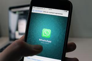 WhatsApp couverture
